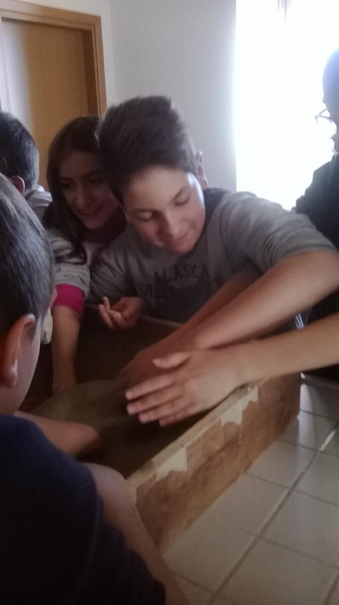 Il nostro viaggio d'istruzione: San Gemini eDunarobba