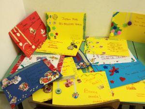 Le nostre cartoline pronte da inviare